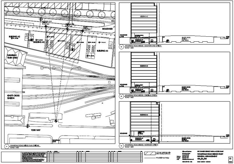 Allies and Morrison bridge plan