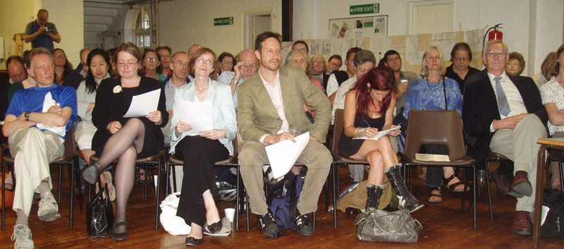 Public meeting 16 July 2008